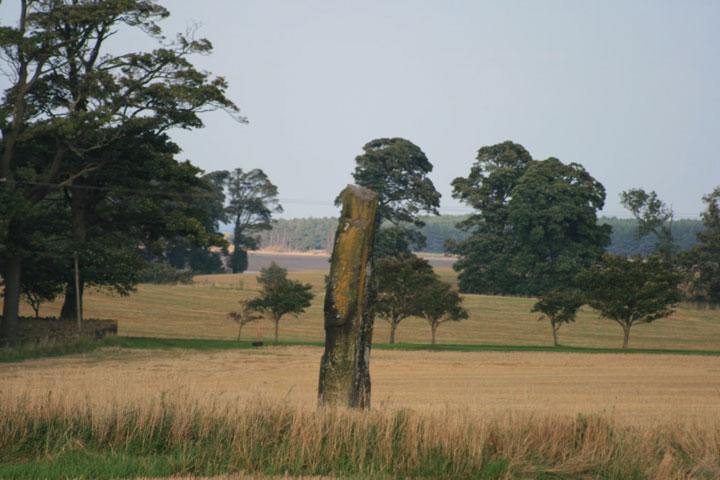 Kirklandhill standing stone