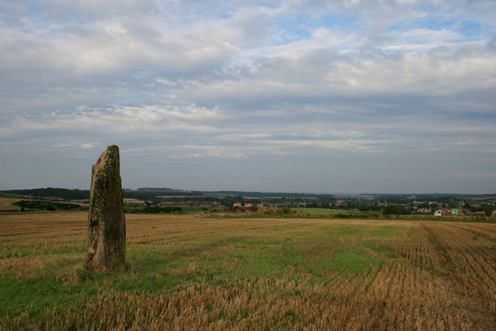 Pencraig Hill standing stone