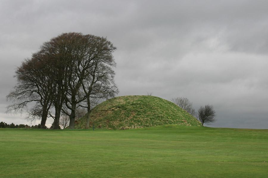 Carnwath motte, Lanarkshire