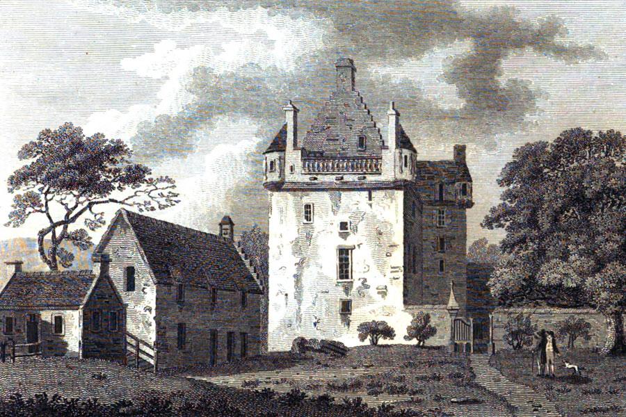 ayrshire scotland clans
