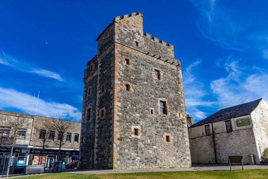Castle of St. John