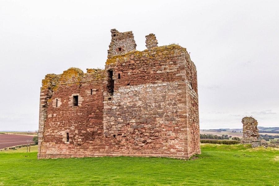 Cessford Castle