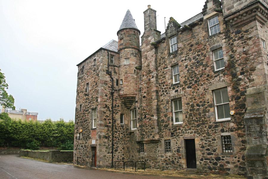 Craigentinny Castle