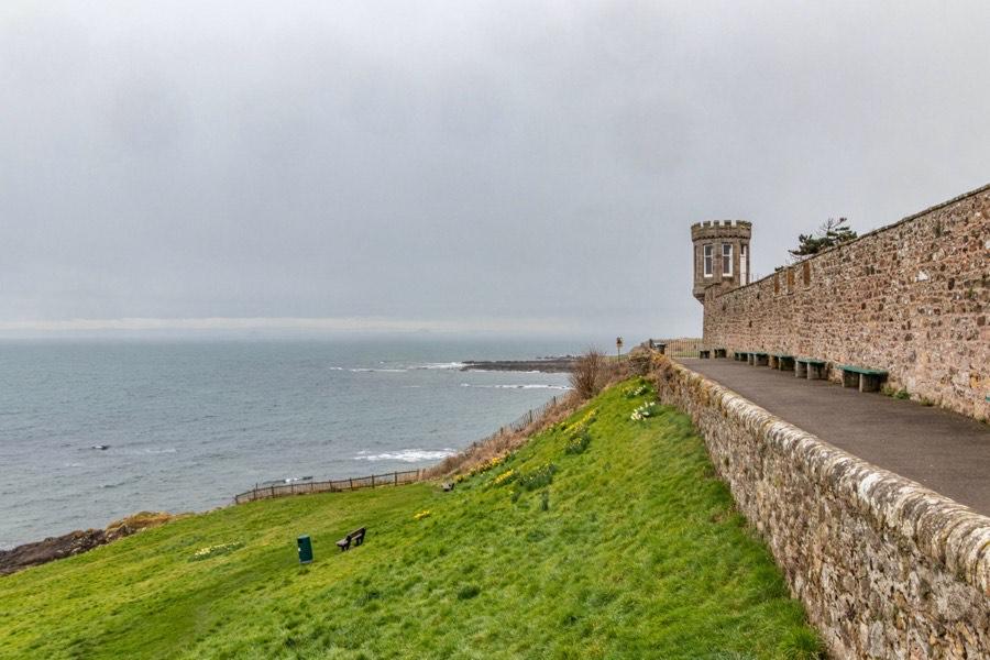 Crail Castle