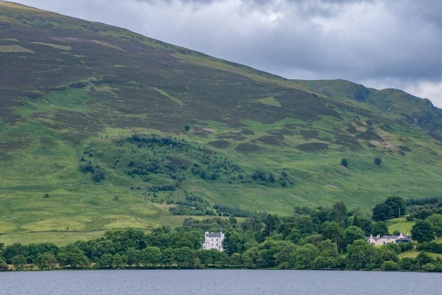 Edinample Castle