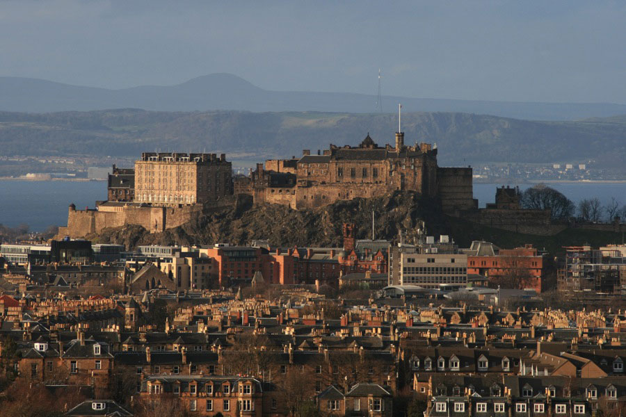 Edinburgh Castle, Midlothian