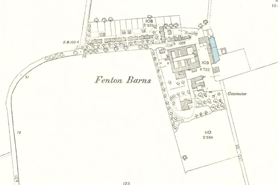 Fenton Barns