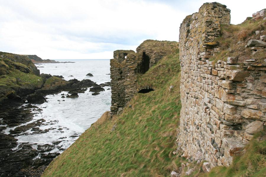 Findlater Castle