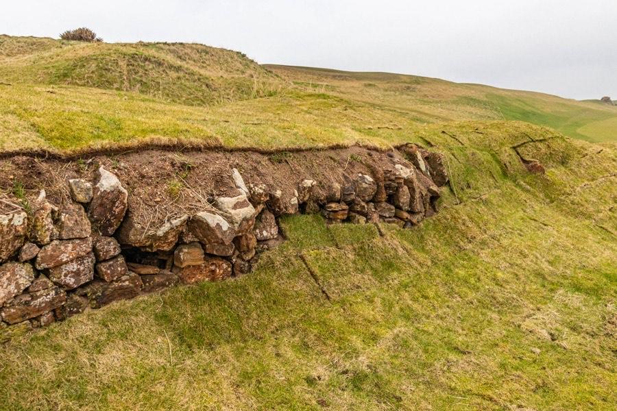 Site of Kingsbarns Castle