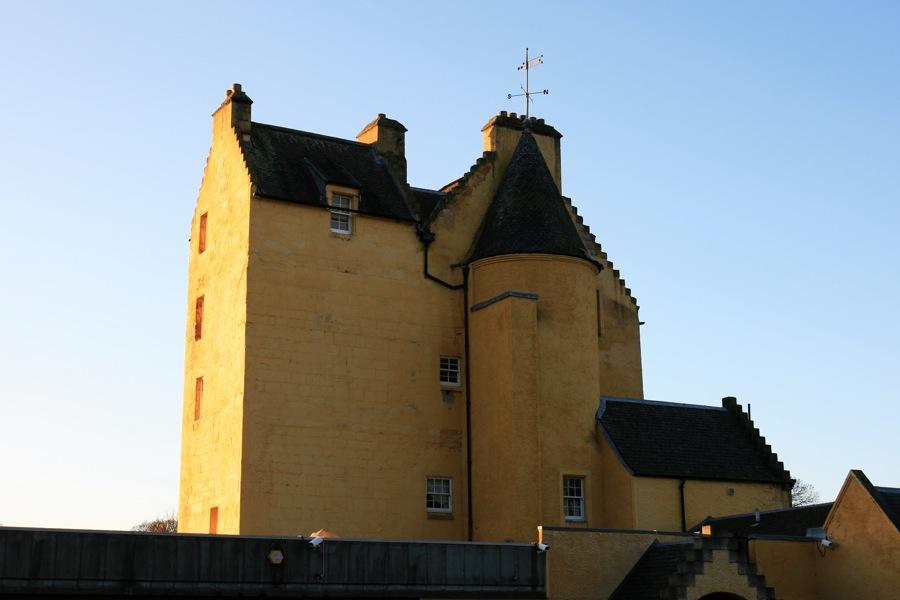 Pitfirrane Castle