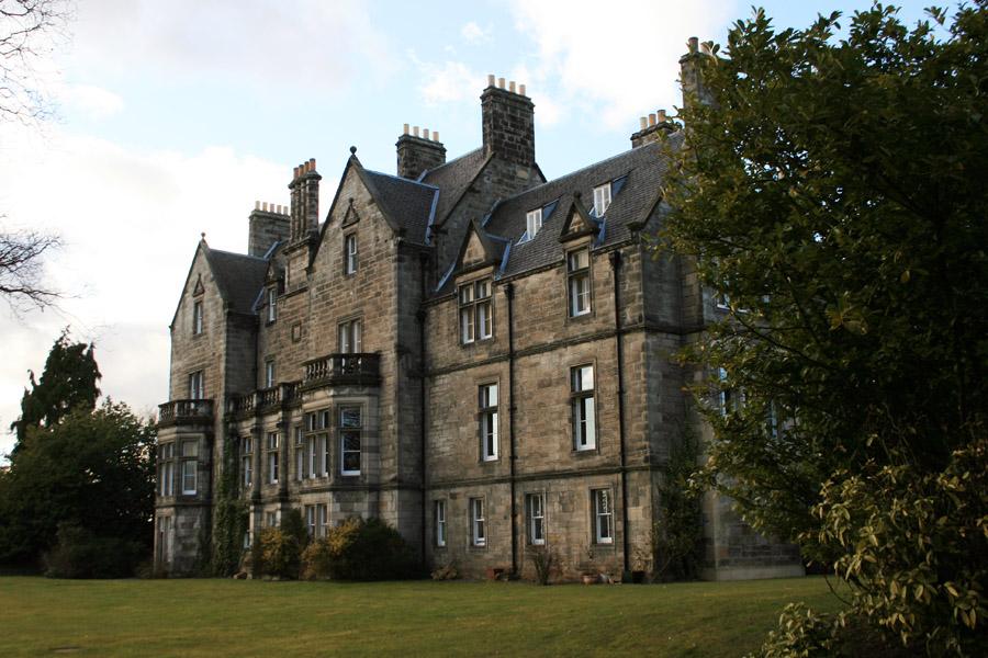 Pitreavie Castle
