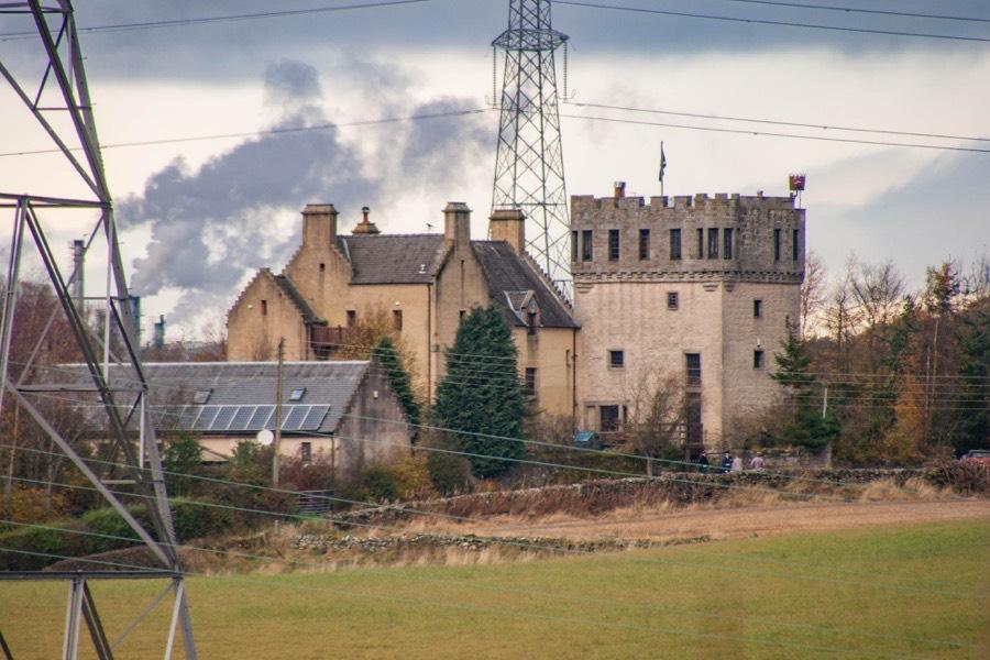 Plane Castle