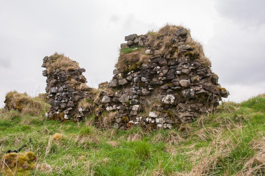Sir John de Graham's Castle