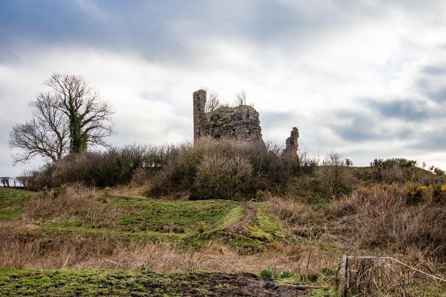 Torthorwald Castle