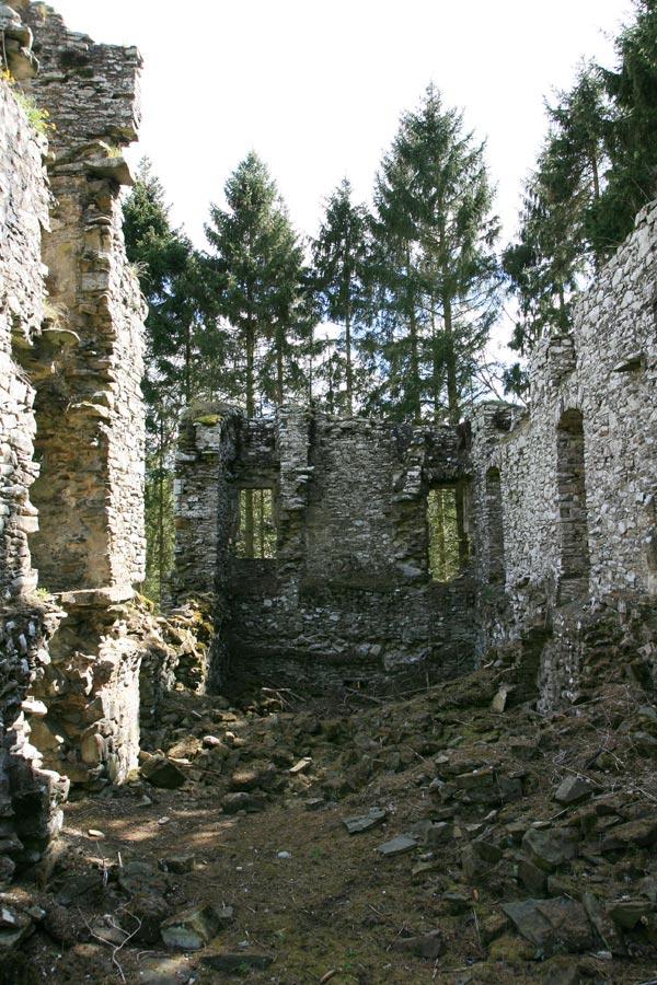 Torwoodlee Tower Castle In Caddonfoot Selkirkshire