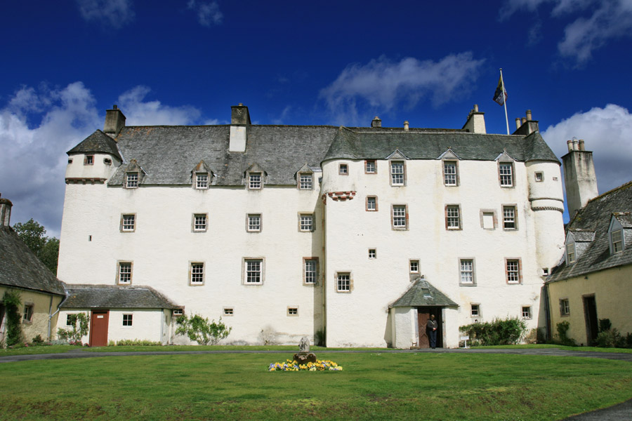 Traquair House, Peeblesshire