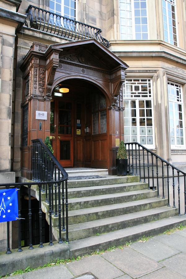 Doors open day edinburgh 2012 stravaiging around scotland for 3 rothesay terrace edinburgh