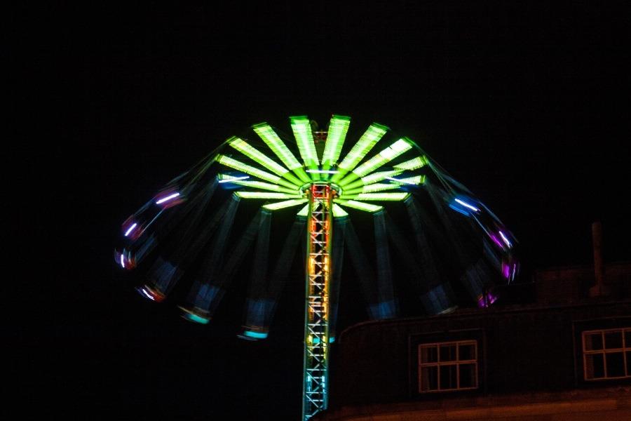 Edinburgh S Christmas Lights Switch On Stravaiging Around Scotland