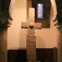 Dupplin cross, Perthshire