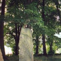 Balnakeilly standing stone, Perthshire