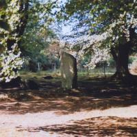 Balnuaran Of Clava, Centre cairn, Inverness shire