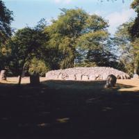 Balnuaran Of Clava, South West cairn, Inverness shire