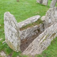 Cairnholy I chambered cairn, Wigtownshire