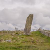 Clach an Trushal stone circle, Ross and Cromarty