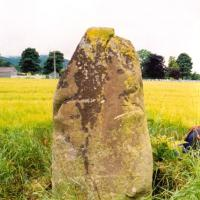 Dunning standing stone, Perthshire