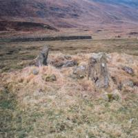 River Almond stone circle, Perthshire