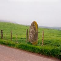 Witch's Stone, Meikle Obney, Perthshire