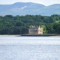 Barnbougle Castle, West Lothian
