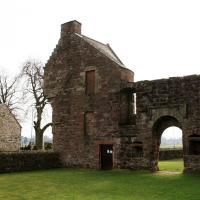 Burleigh Castle, Kinross shire