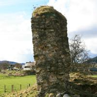 Caisteal Dubh, Perthshire