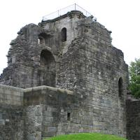 Crookston Castle, Lanarkshire