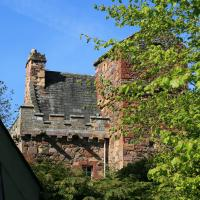 Darnick Tower, Roxburghshire