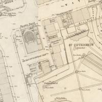 OrdnanceSurvey1852-DingwallCastle