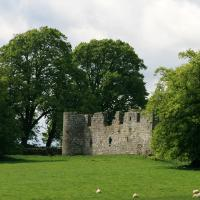Dowhill Castle, Kinross-shire