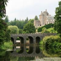 Drummond Castle, Perthshire