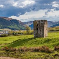 Dryhope Tower, Selkirkshire