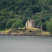 Dunderave Castle, Argyll