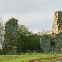 Langshaw Tower, Roxburghshire