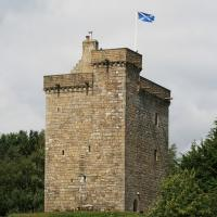 Mains Castle, Lanarkshire