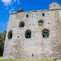 Newark Castle, Selkirkshire