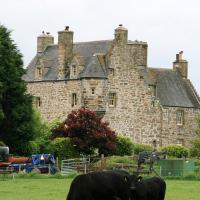 Ochiltree Castle, West Lothian