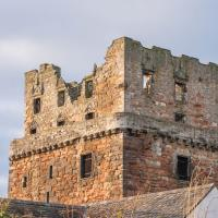 Preston Tower, East Lothian