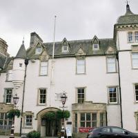 Queensberry Lodging, Peeblesshire