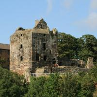 Ravenscraig Castle, Fife