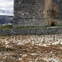 Ruthven Castle (Ruthven Barracks), Inverness shire