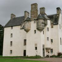 Tullibole Castle, Kinross-shire